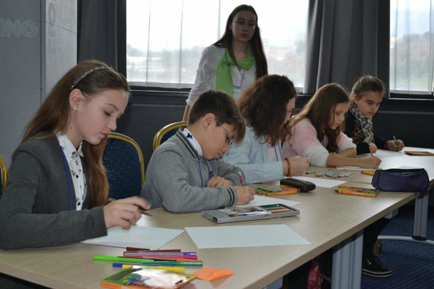 В Ялте прошел муниципальный конкурс «Экология и я», фото-1