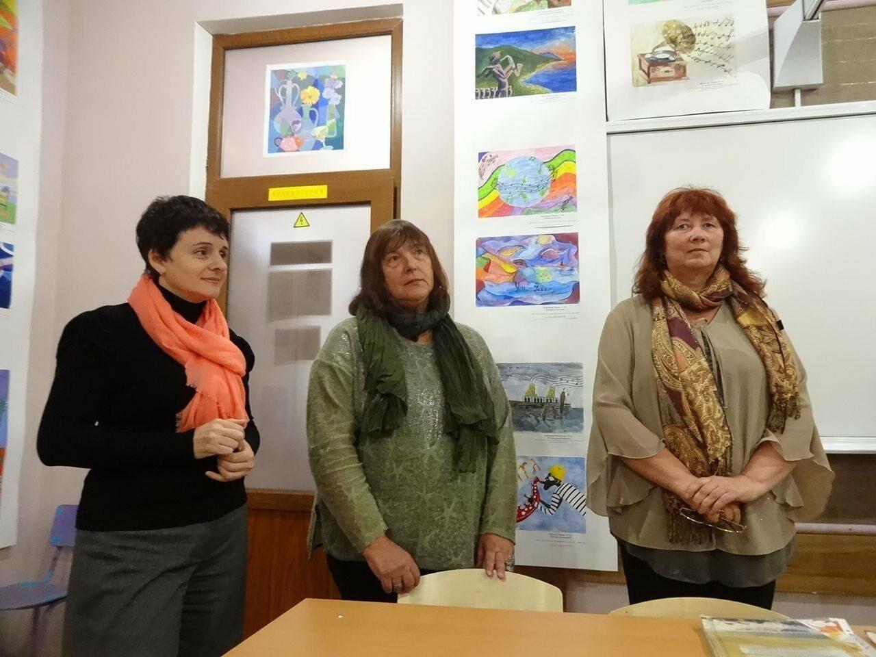 В Ялте открыта выставка юных талантов из России, Украины, Израиля и США, фото-1
