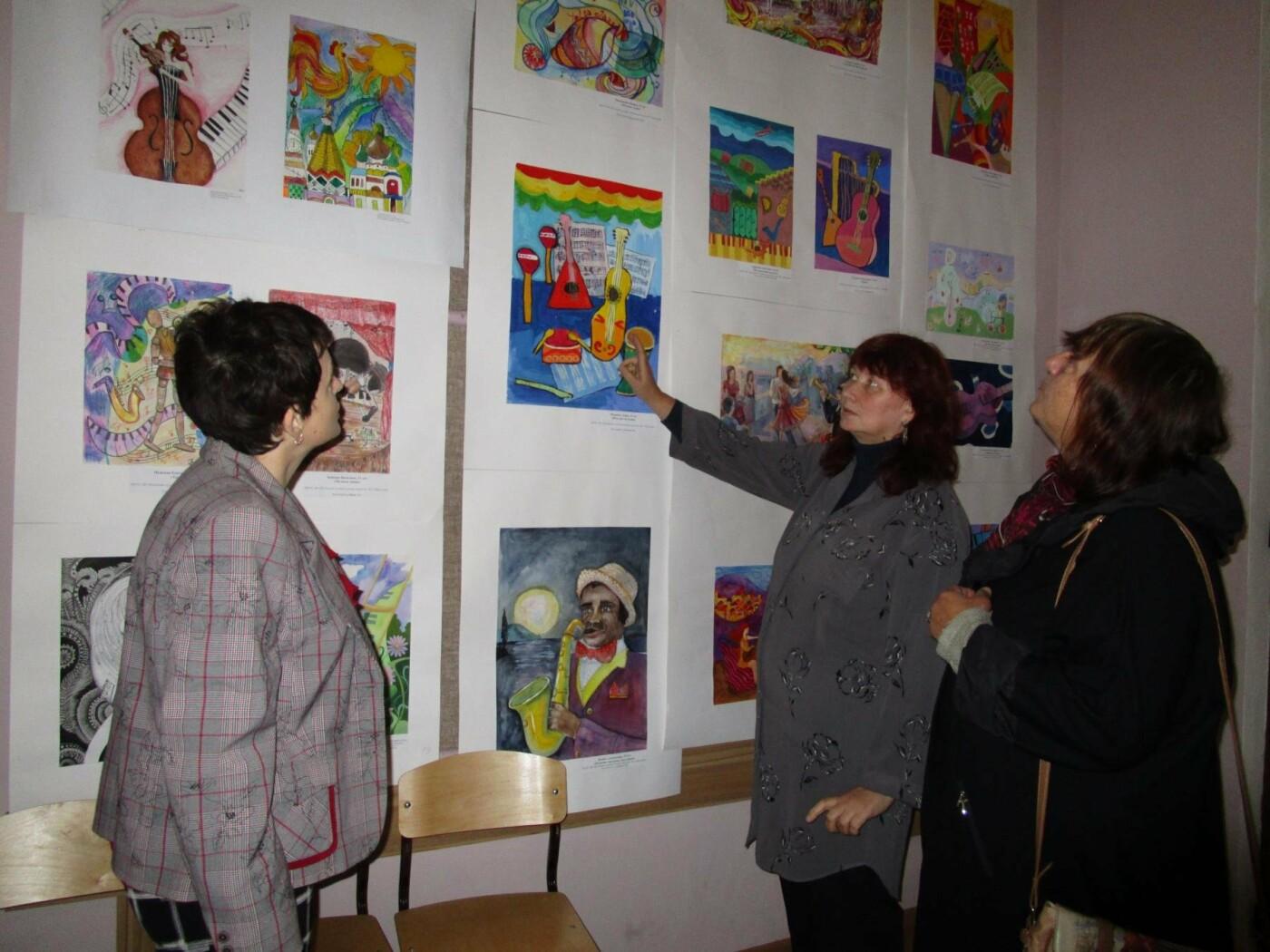 В Ялте открыта выставка юных талантов из России, Украины, Израиля и США, фото-2
