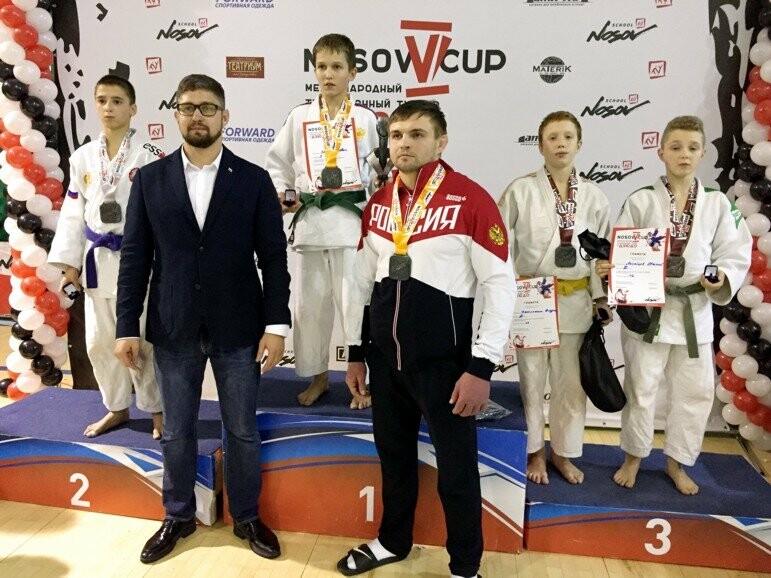 Ялтинец выиграл бронзовую медаль на престижном турнире по дзюдо в Москве, фото-3