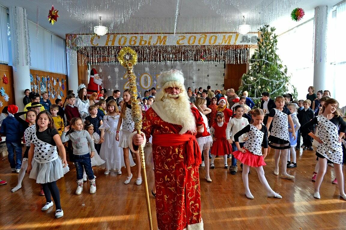 Череда зимних новогодних мероприятий в Алупке и Кореизе завершилась фестивалем «Зимняя сказка», фото-9