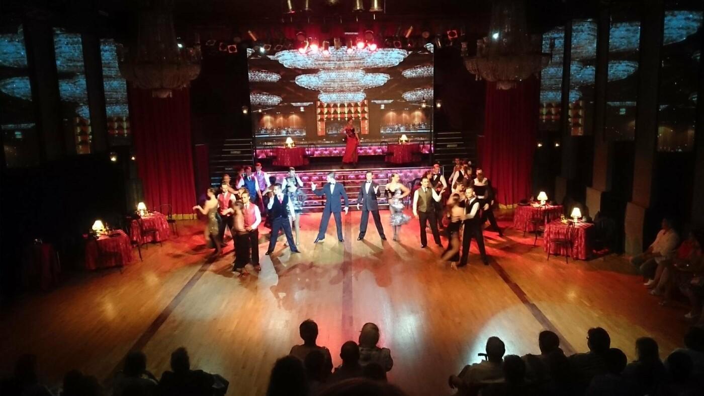 Культурная Ялта: на сцене театра им. Чехова -  хореографический спектакль «Аргентинское танго», фото-1