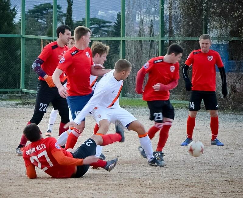 Артек-2 впервые в сезоне не забил и проиграл первый матч в сезоне, фото-1
