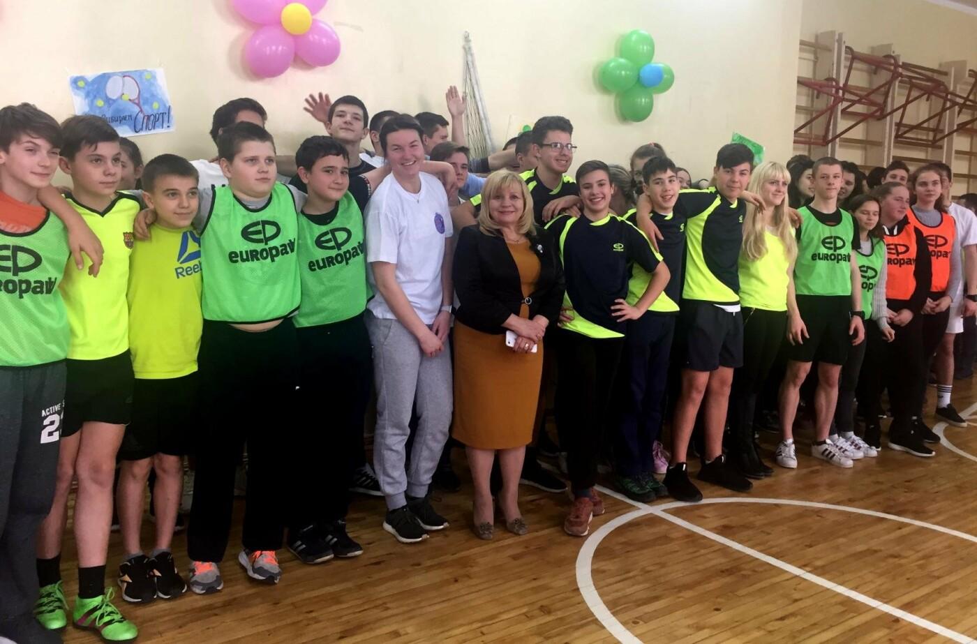 В Ялте прошел «Олимпийский урок» с экс-рекордсменкой мира Верой Ребрик, фото-4