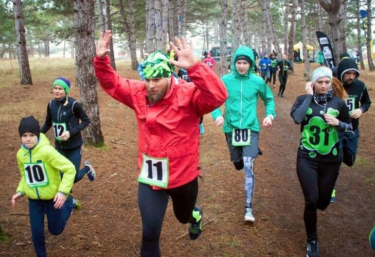 Ялтинцы успешно пробежали по Сапун-горе, фото-3