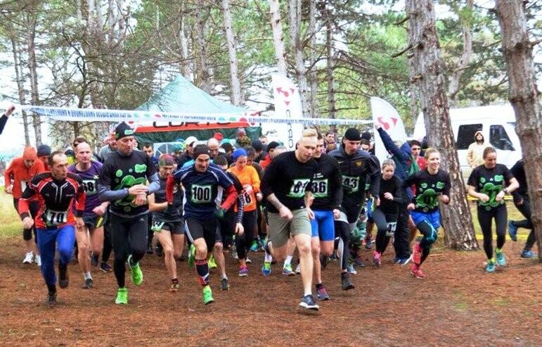 Ялтинцы успешно пробежали по Сапун-горе, фото-2