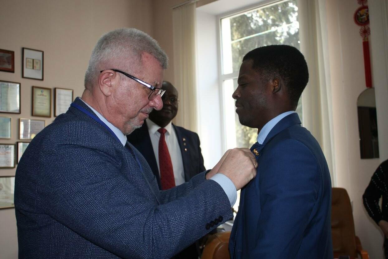 Ялтинскую ГПА посетила делегация из Бенина, фото-1