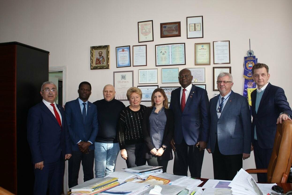 Ялтинскую ГПА посетила делегация из Бенина, фото-3
