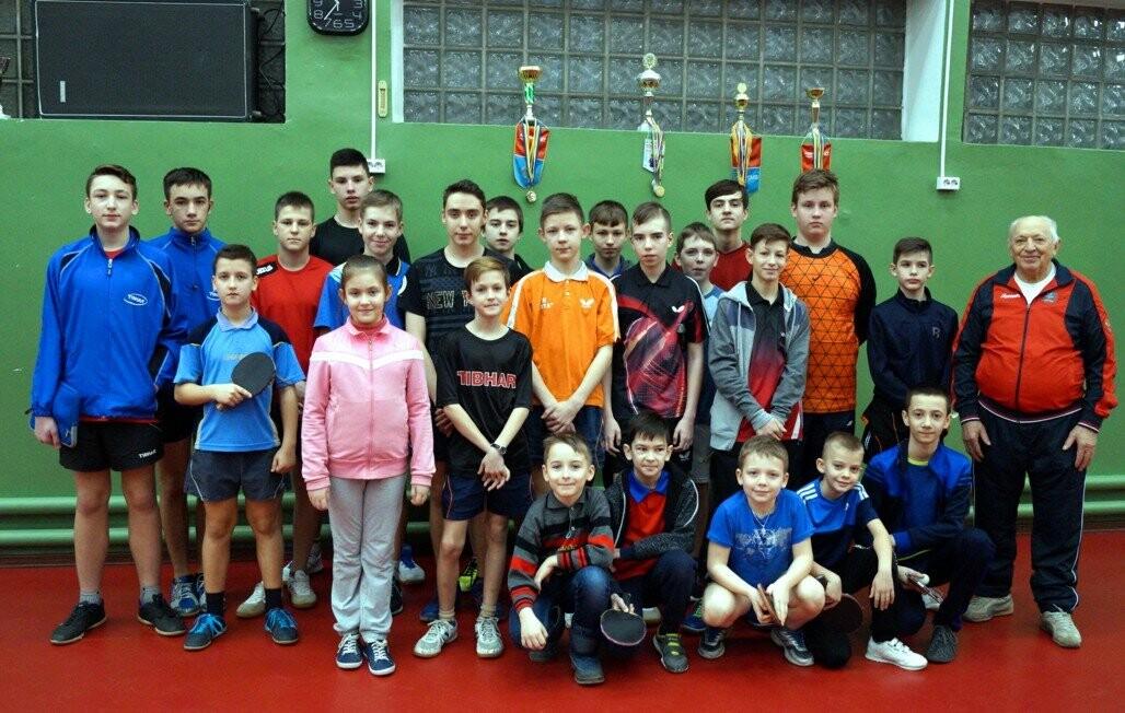 Ялтинка Полина Щербакова — чемпионка Крыма по настольному теннису среди 15-летних, фото-3