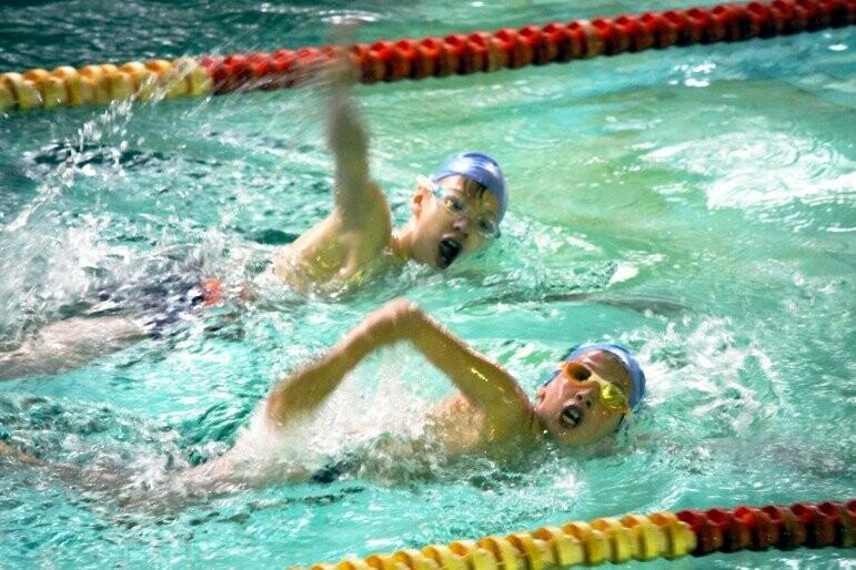 Ялтинские спортсмены выиграли первенство Крыма по акватлону, фото-2