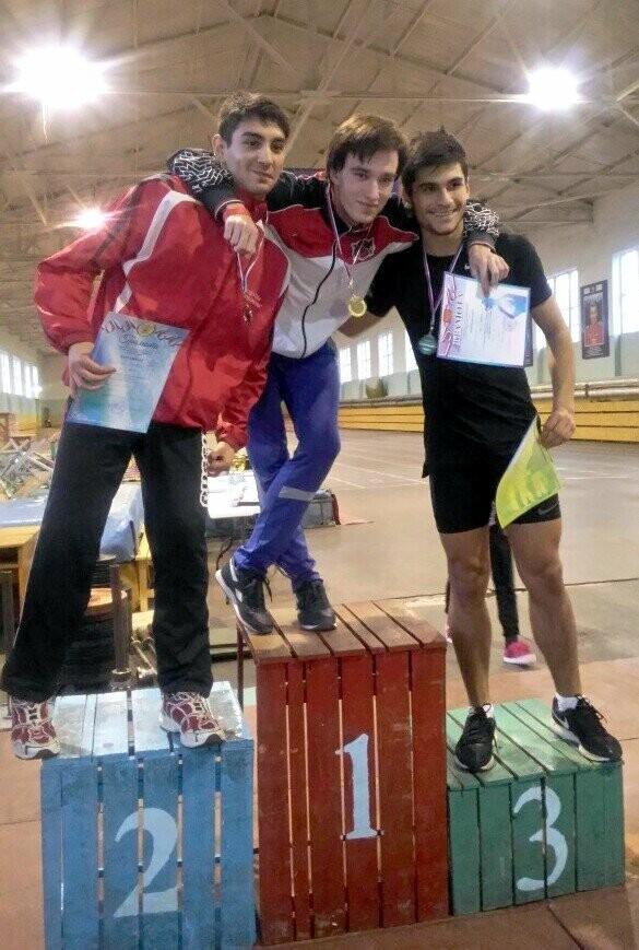 Трое ялтинцев выиграли крымский турнир по спринту, фото-1