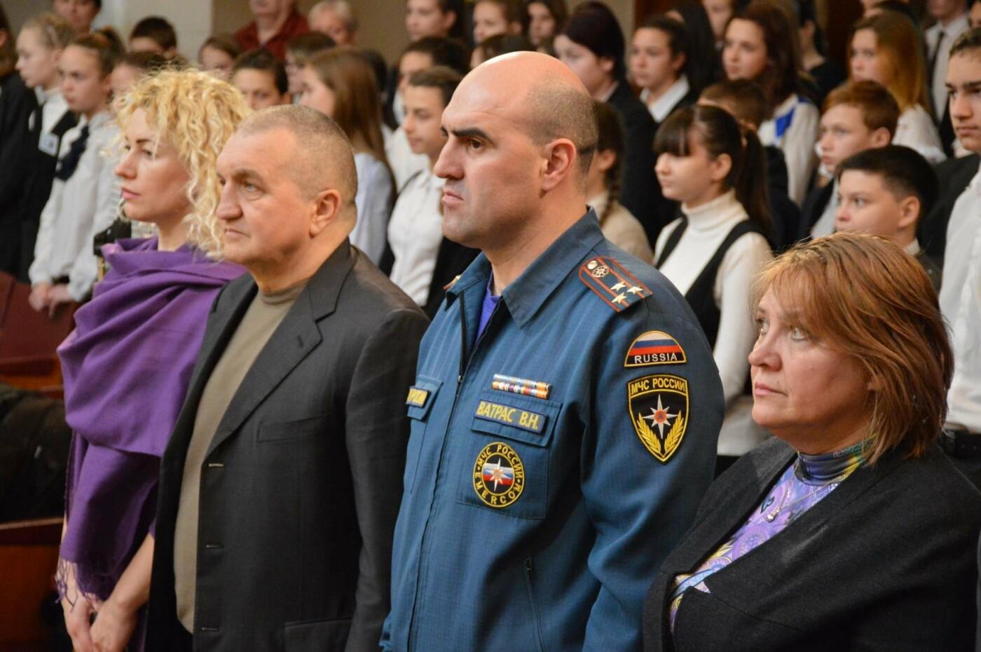 24 воспитанника Кореизской школы стали кадетами МЧС России, фото-4