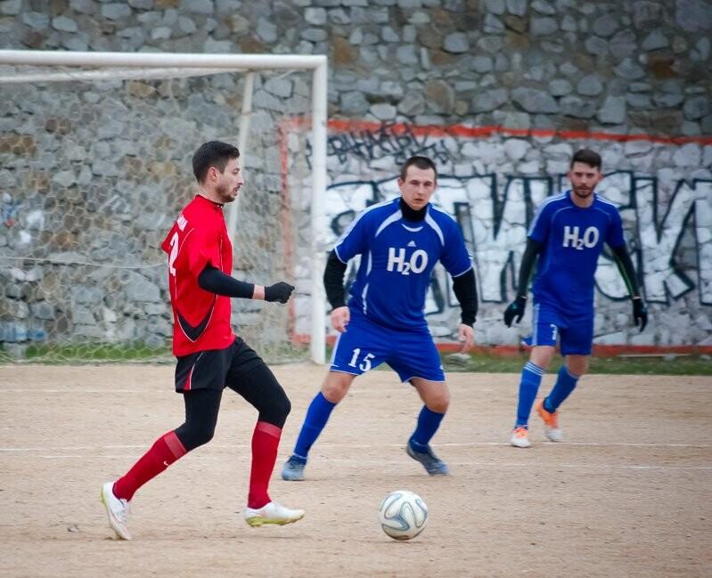 Алупка поднимается на пятое место в Чемпионате Ялты по футболу, фото-3