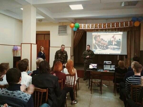 Старшеклассникам из Ялты рассказали о службе в армии, фото-2