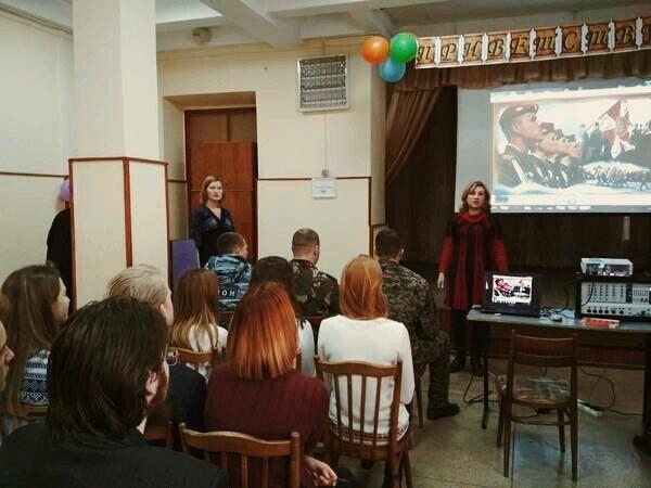Старшеклассникам из Ялты рассказали о службе в армии, фото-1