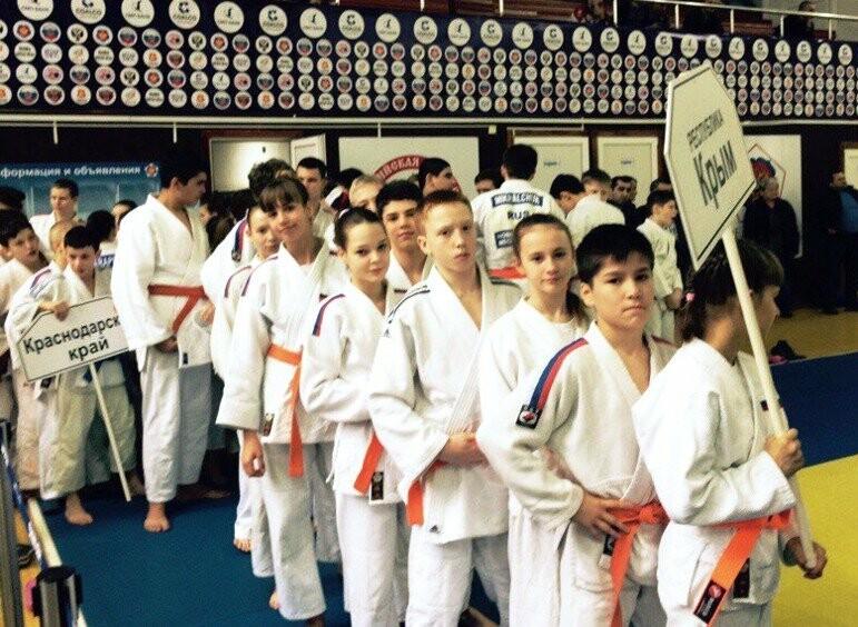 Юные ялтинские дзюдоисты представили Крым на Первенстве ЮФО, фото-4