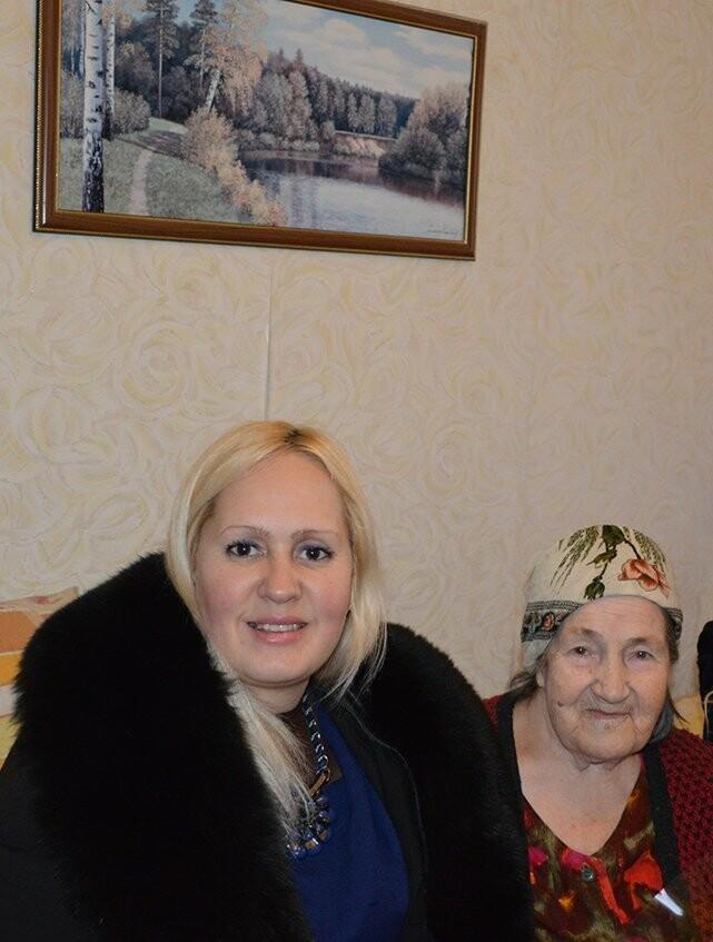 90-летний юбилей празднует ветеран из Гаспры Манефа Варницкая, фото-2