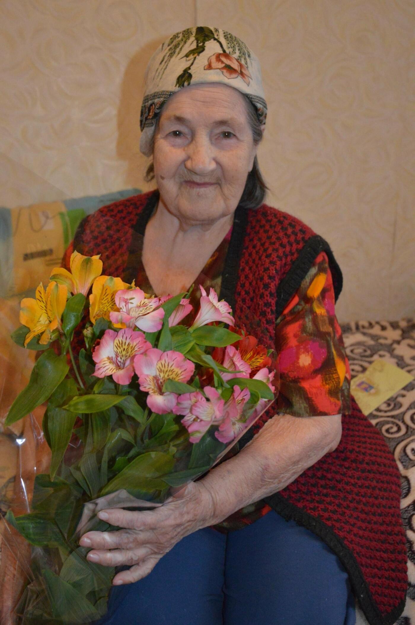 90-летний юбилей празднует ветеран из Гаспры Манефа Варницкая, фото-1