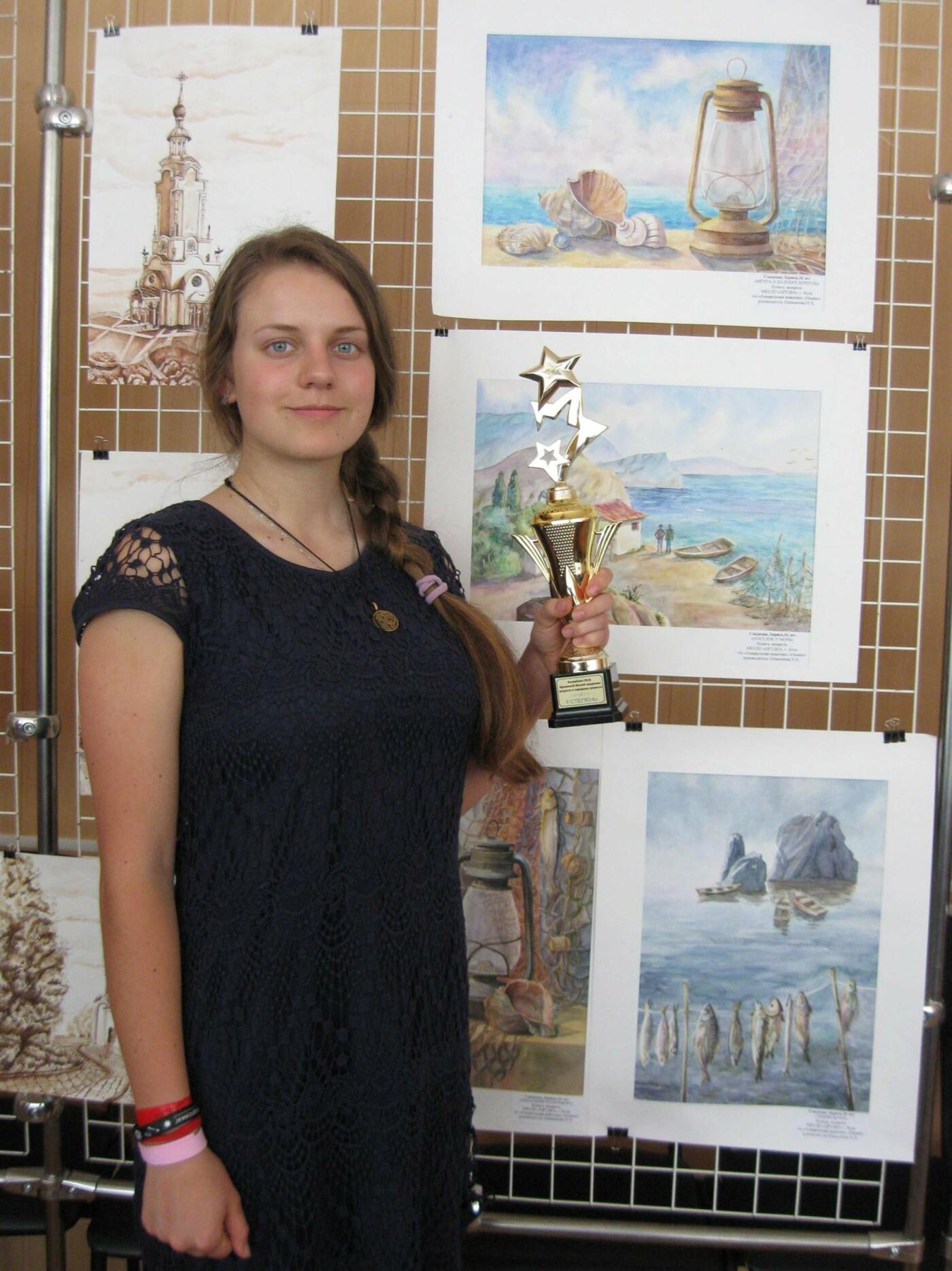 Ялтинцы приняли участие в 24-ой Ассамблее Крымской Малой академии искусств и народных ремёсел, фото-2