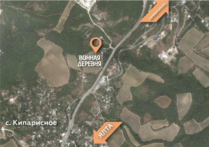 Первая «Винная деревня» «Массандры» откроется 9 июня в селе Кипарисное, фото-1