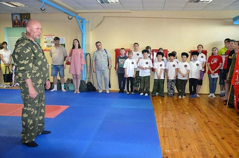 В Ялте провели традиционный военно-спортивный турнир памяти Евгения Родионова, фото-4