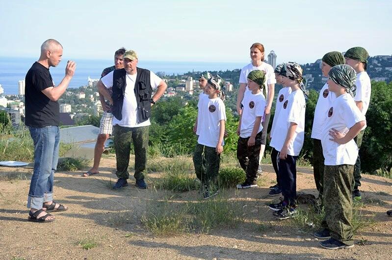 В Ялте провели традиционный военно-спортивный турнир памяти Евгения Родионова, фото-5