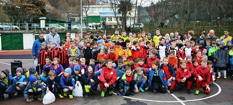 В Ялте наградят лучших юных футболистов региона, фото-2
