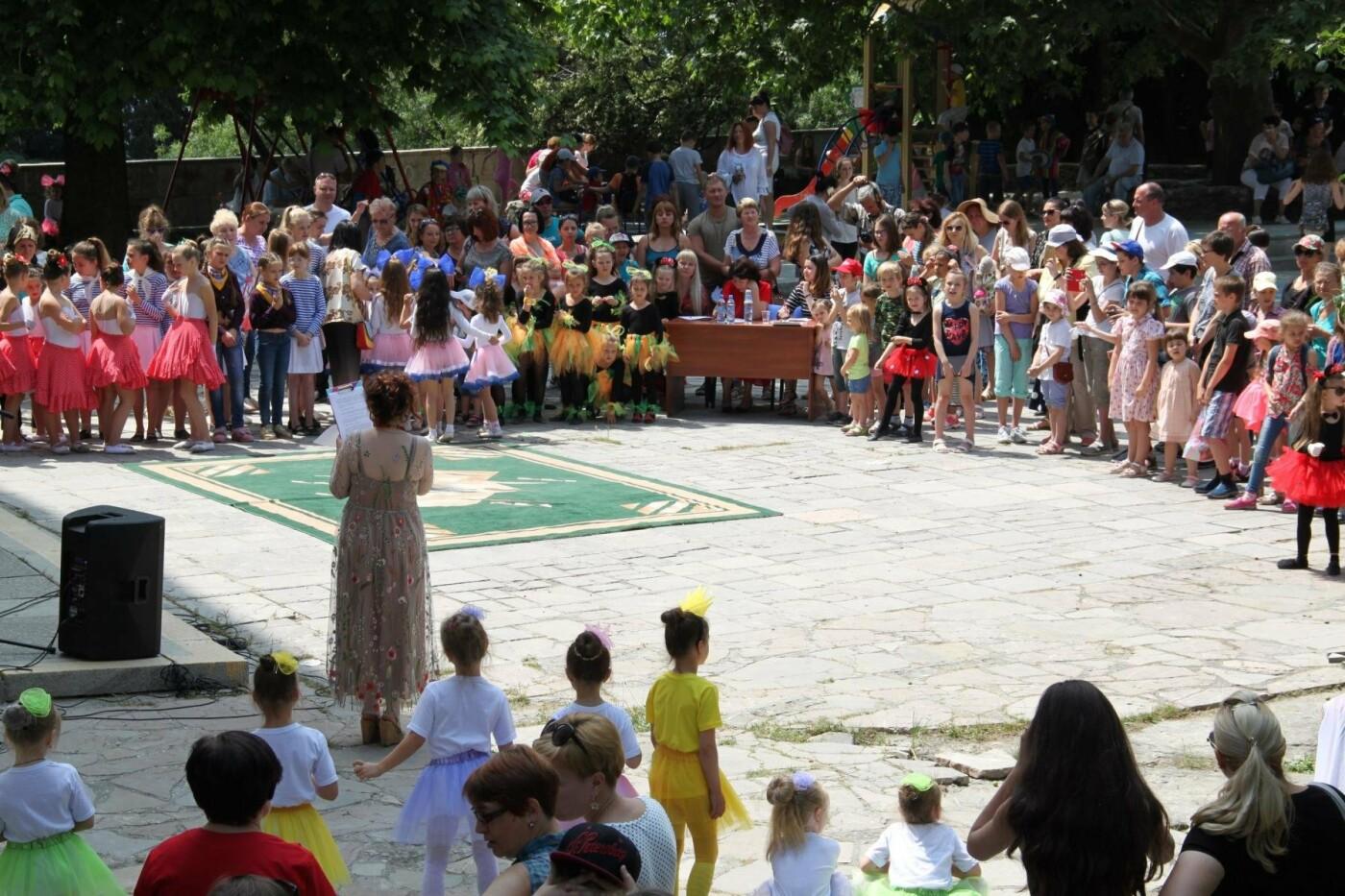 В Алупке провели фестиваль «Солнечный круг» , фото-1