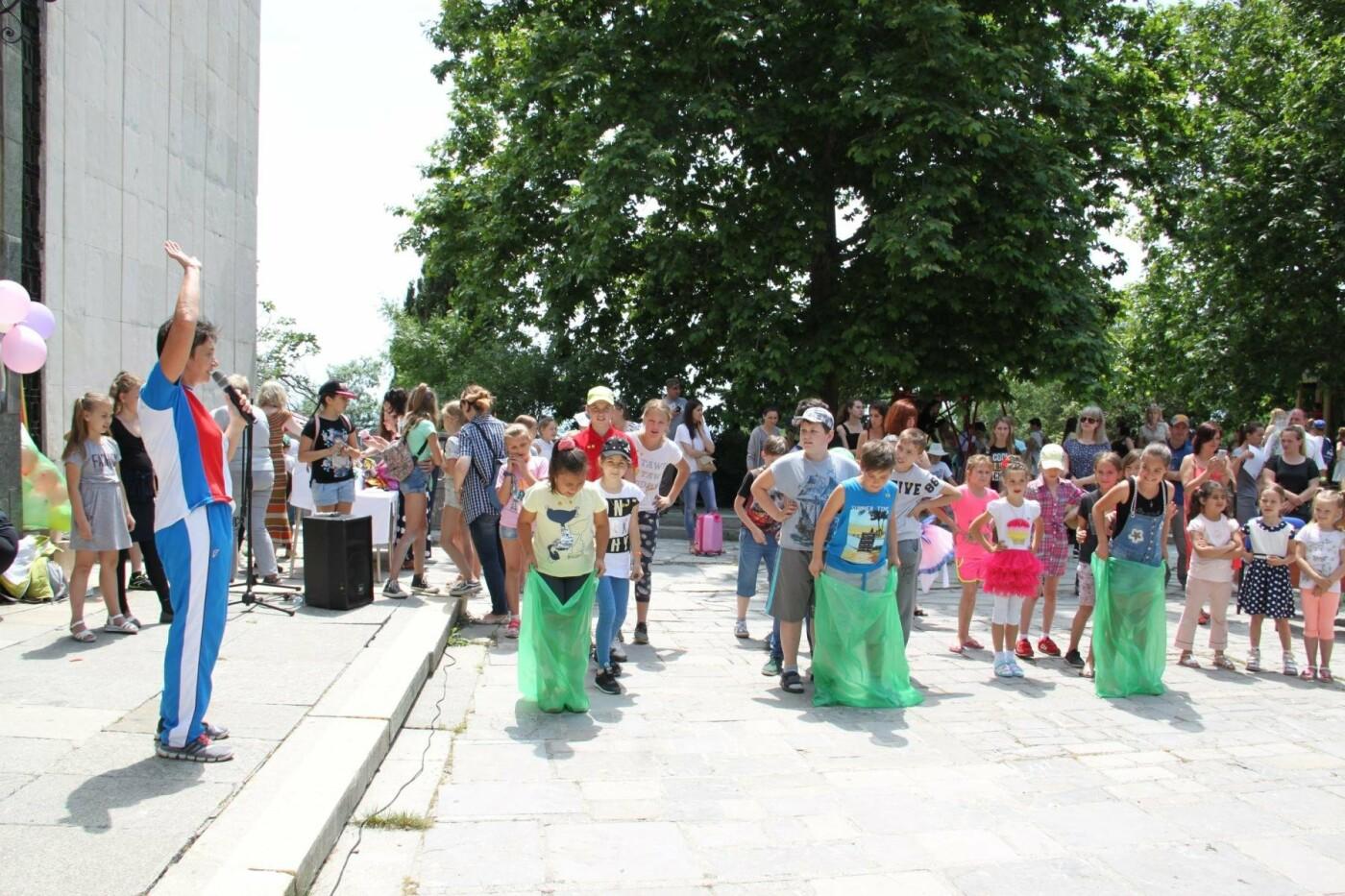 В Алупке провели фестиваль «Солнечный круг» , фото-6
