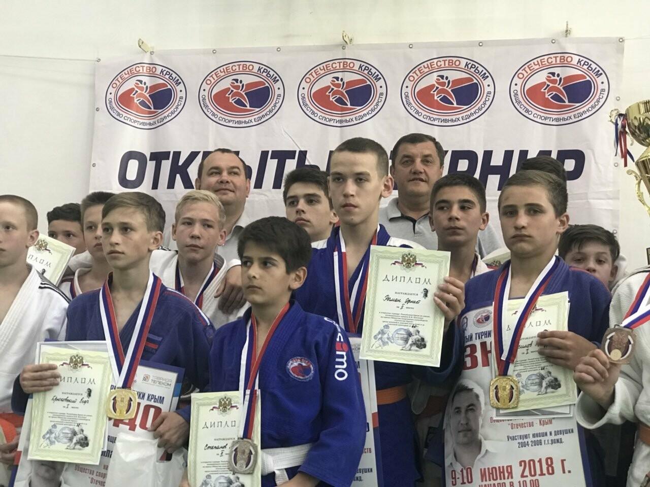 В Симеизе проходит турнир памяти Кирилла Костенко, фото-1