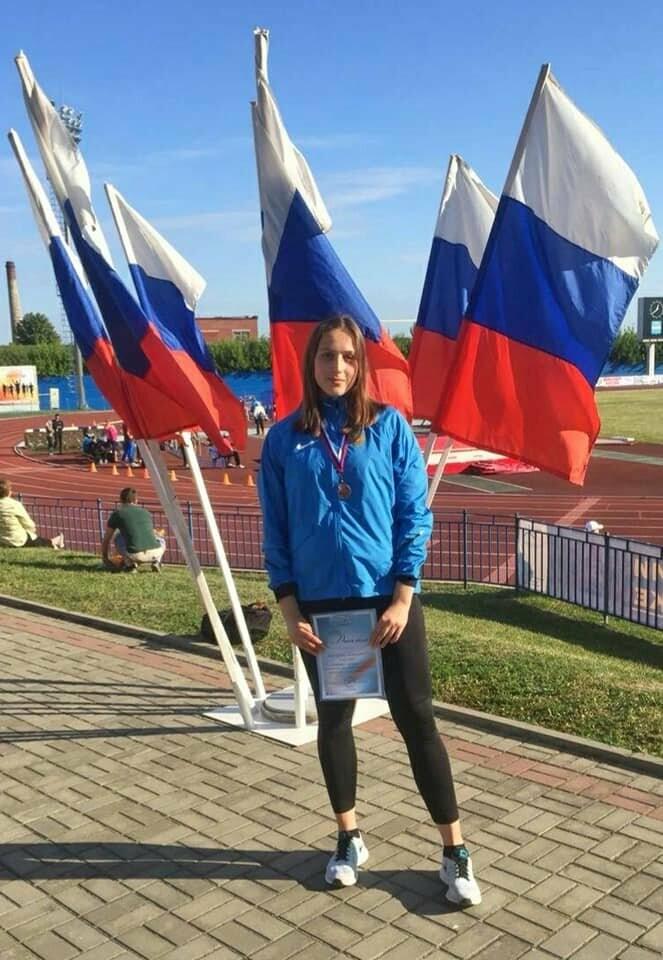 Ялтинка Елизавета Забродова – бронзовый призер первенства России!, фото-1