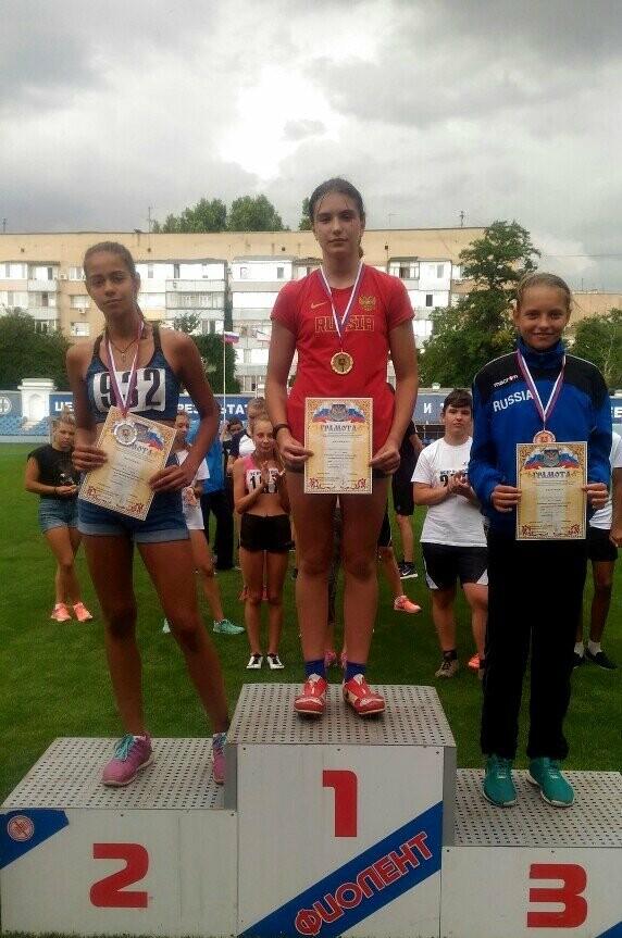 Ялтинские легкоатлеты на Первенстве Республики Крым завоевали 13 медалей, фото-1