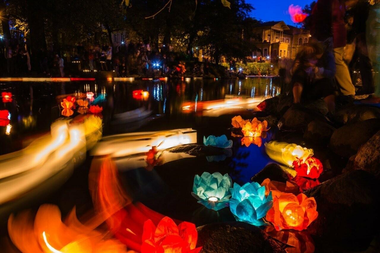 В Ялте запланирован фестиваль водных фонариков, фото-2