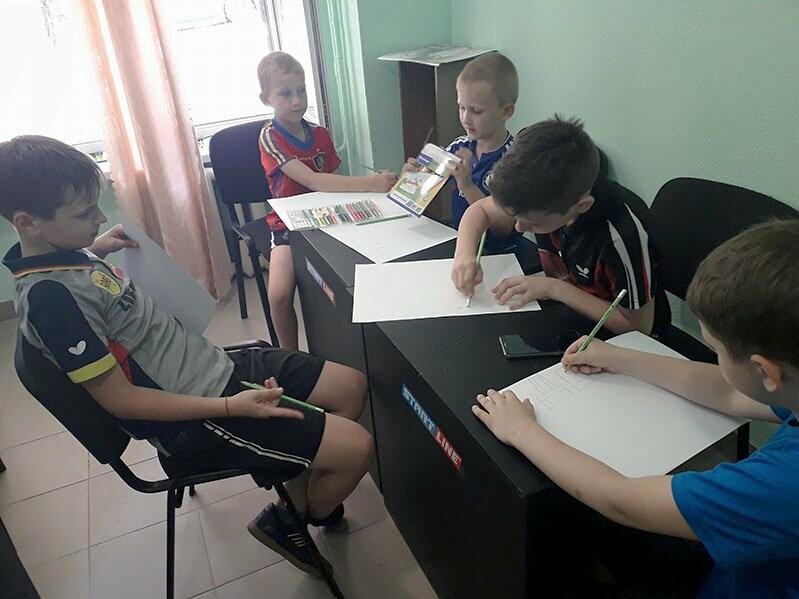 Юные ялтинские спортсмены набираются сил для новых побед, фото-1