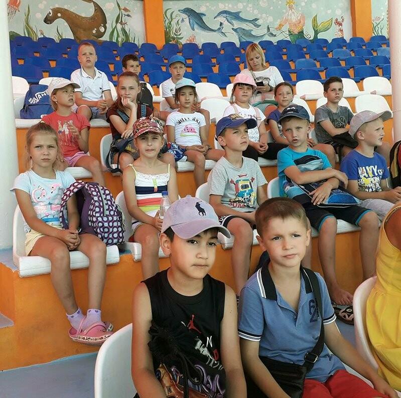 Юные ялтинские спортсмены набираются сил для новых побед, фото-3