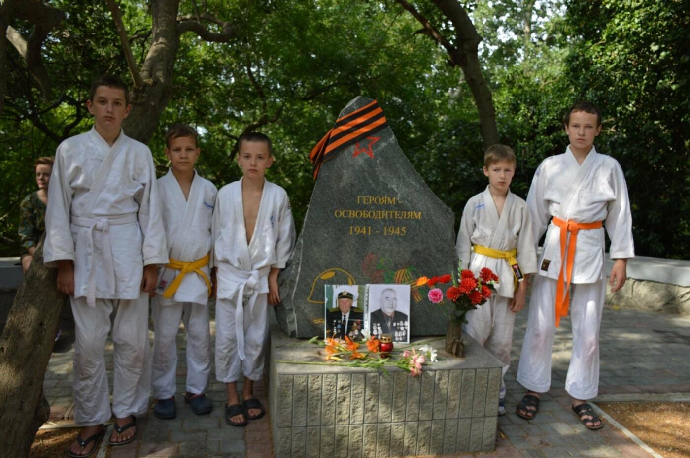В Гаспре в День памяти и скорби прошел митинг, фото-3
