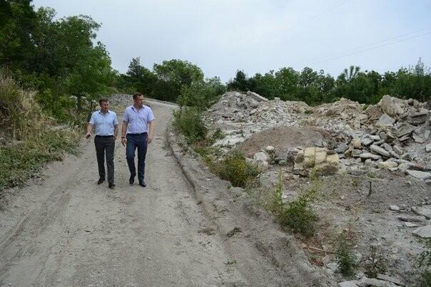 Глава администрации Ялты встретился с Министром экологии и природных ресурсов Республики Крым , фото-3