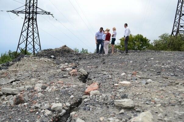 Глава администрации Ялты встретился с Министром экологии и природных ресурсов Республики Крым , фото-2