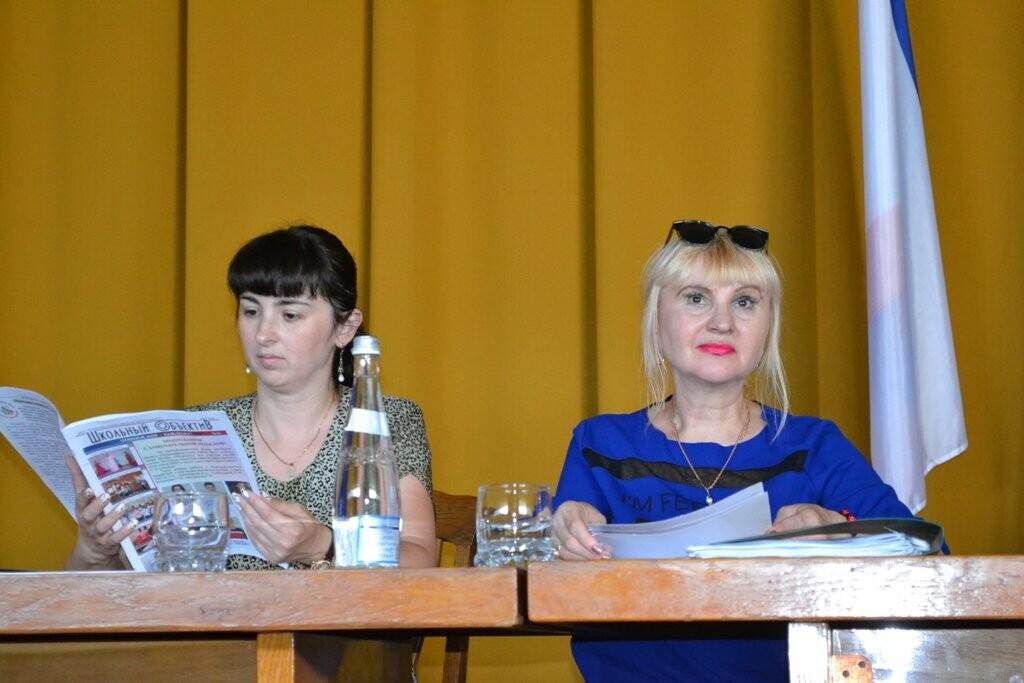 В Ялте подвели итоги конкурса «Школа-пресса 2018», фото-2