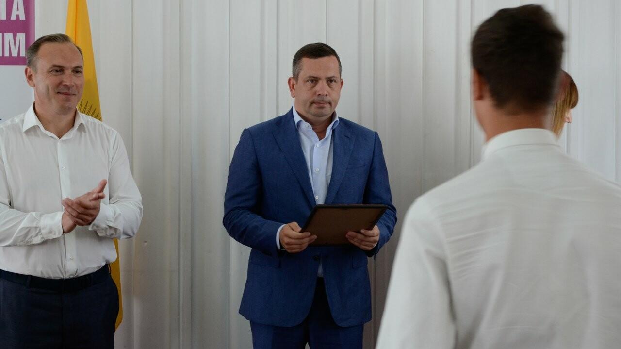 В Администрации города наградили лучших ялтинцев, фото-1