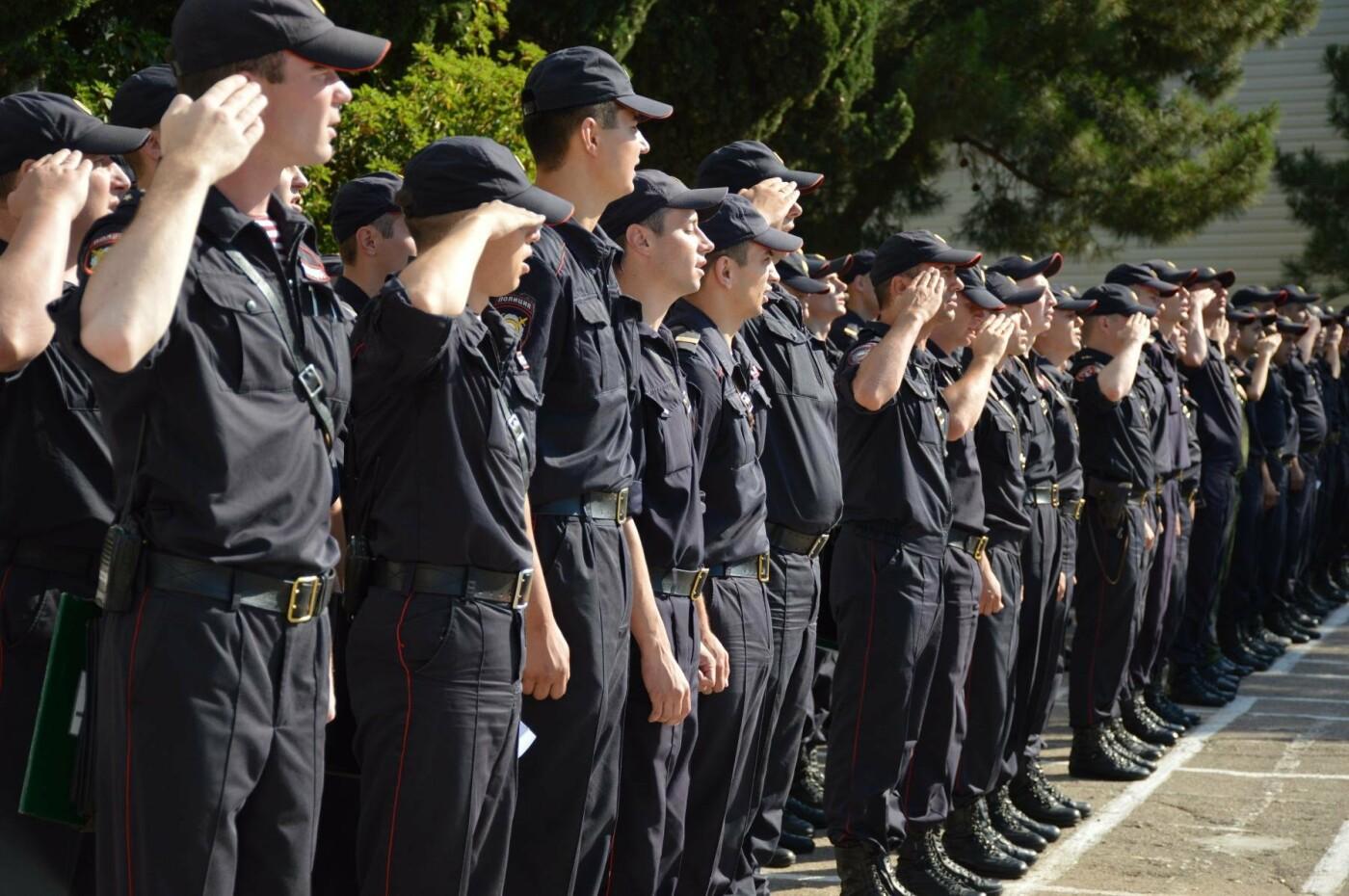 В Гаспре в войсковой части 6919 Южного округа стартовала летняя боевая учеба , фото-3