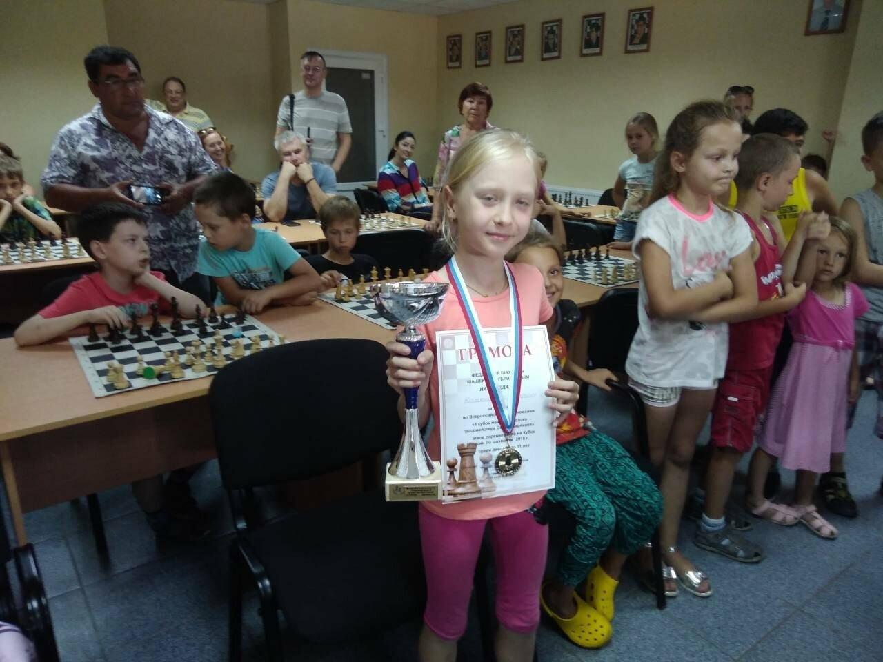 Ялтинцы приняли участие в шахматном турнире на  Кубок Карякина, фото-1