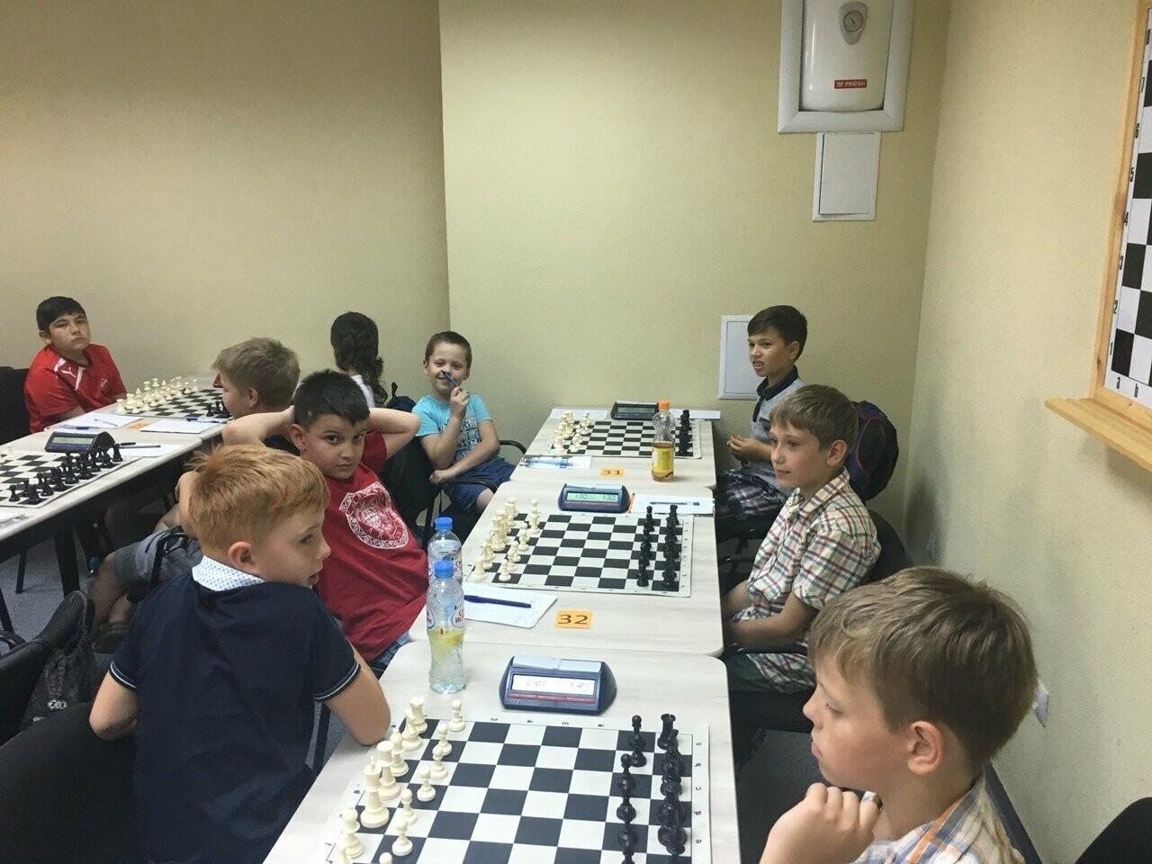 Ялтинцы приняли участие в шахматном турнире на  Кубок Карякина, фото-2