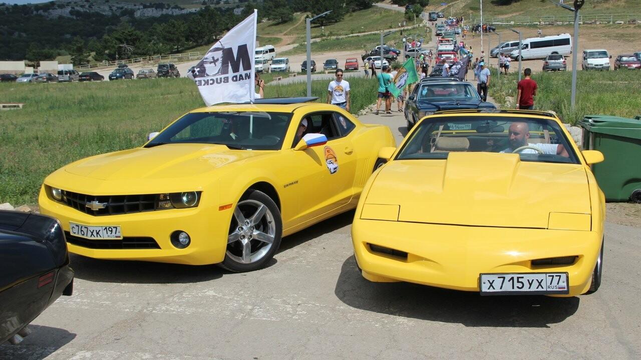 В Ялте состоялся первый Крымский фестиваль автомобилей «Мост», фото-1