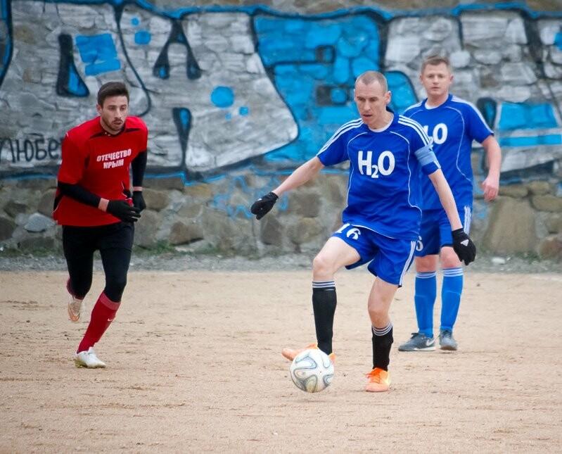 Водоканал сыграет в четвертьфинале Кубка Ялты по футболу с ГФК Алупка, фото-1