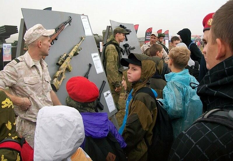 Юные ялтинцы приняли участие в «Гонке героев», фото-2