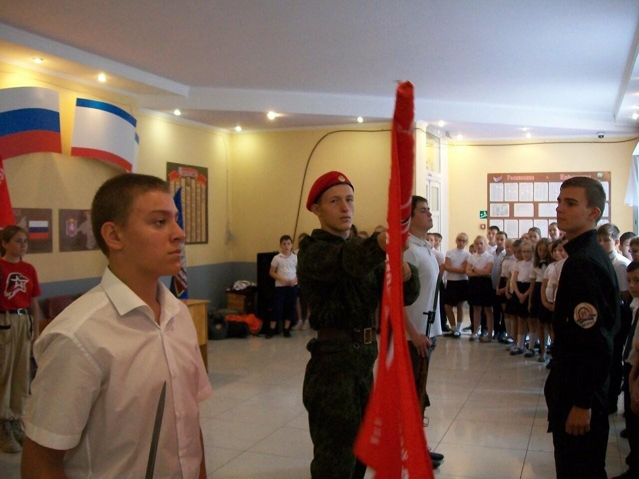"""В Ялте движение """"ЮНАРМИЯ"""" объединяет школьников, фото-2"""
