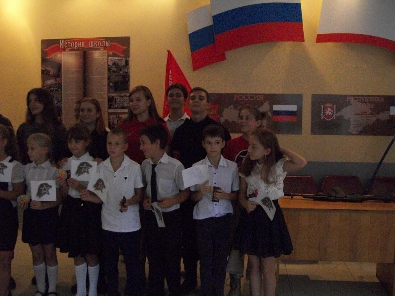 """В Ялте движение """"ЮНАРМИЯ"""" объединяет школьников, фото-3"""