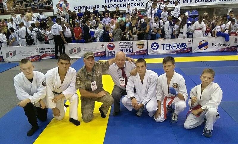 Ялтинские бойцы впервые поучаствовали в Играх боевых искусств, фото-6