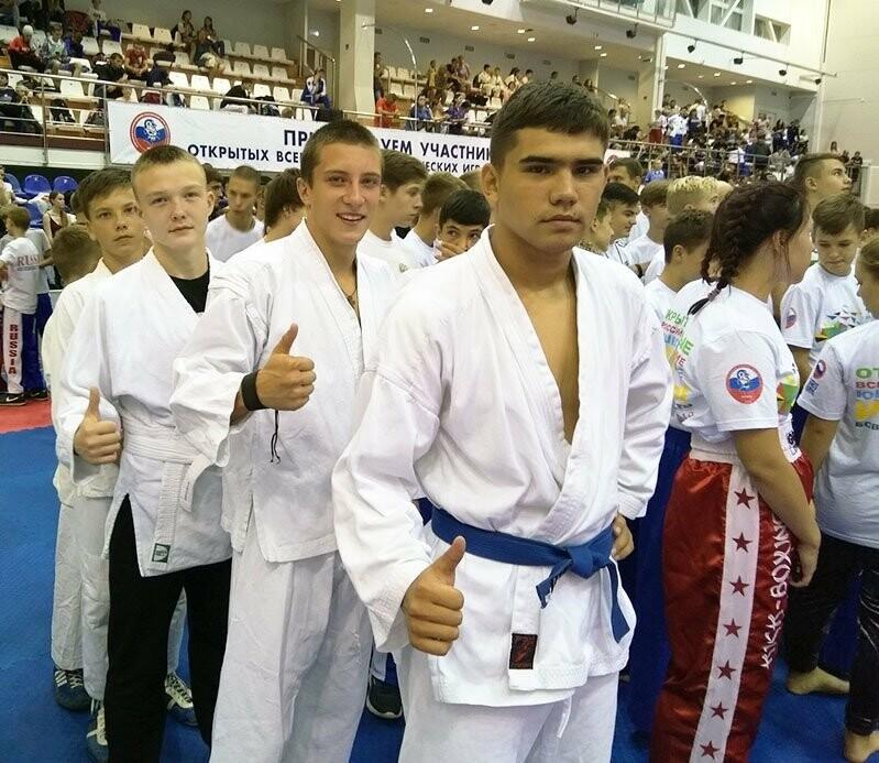 Ялтинские бойцы впервые поучаствовали в Играх боевых искусств, фото-7